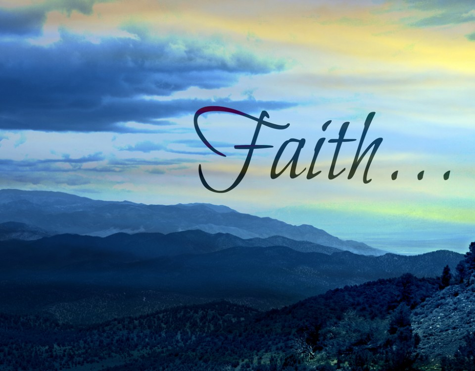 a power of faith