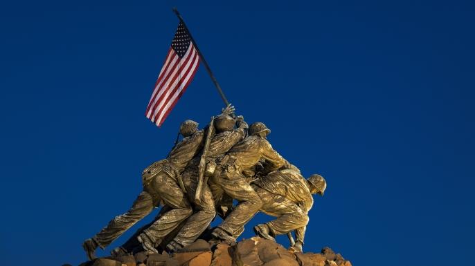 a Iwo Jima
